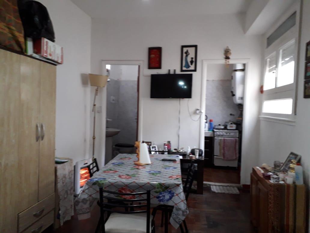 Venta de Departamento 1 ambiente en Villa Crespo