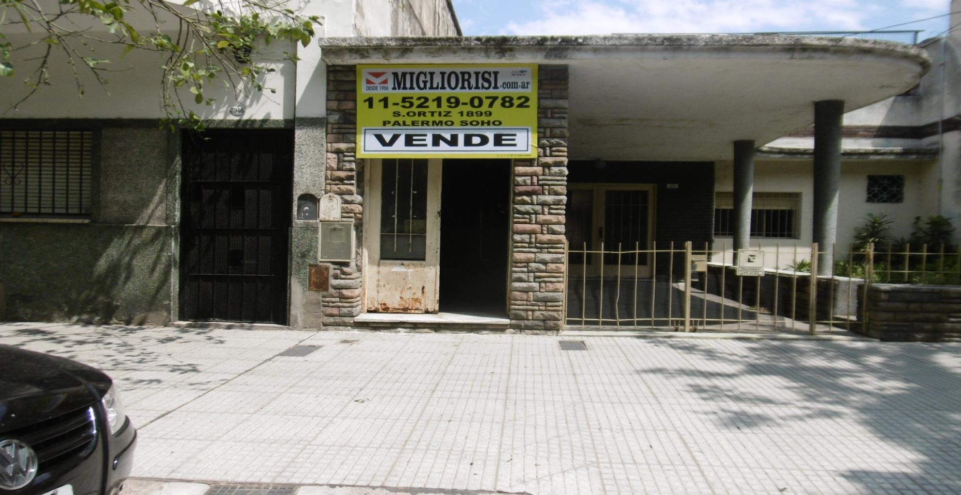 Venta de Galpón Hasta 200 mts. en Parque Patricios